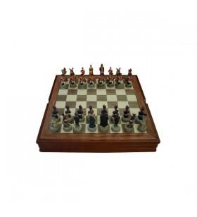 Coffret d'échecs Napoléon -...