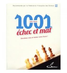 Nunn - 1001 échecs et mat
