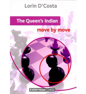 D'Costa - The Queen's Indian move by move