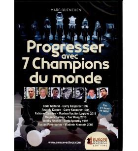 Quenehen - DVD Progresser avec 7 champions du monde