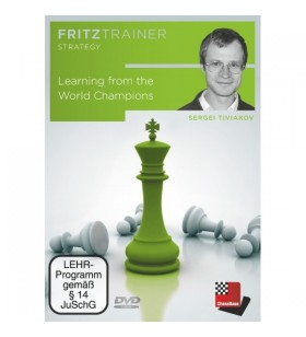 Tiviakov - dvd Learning from the World Champions