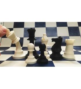 Pièces d'échecs n°5 Silicone