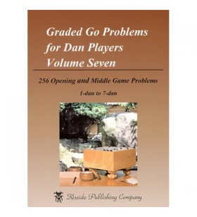 Graded Go Problems for Dan players - Volume 7