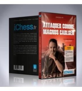 Hébert - Attaquer comme Magnus Carlsen dvd
