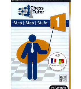 Chess Tutor étape 1 CD
