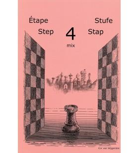 Etape 4 Mix: Livre d'exercices