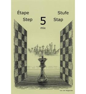 Etape 5 Mix: Livre d'exercices