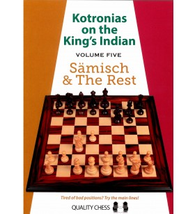 Kotronias - Kotronias on the King's Indian vol 5: Sämisch & The Rest