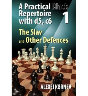 Kornev - A practical Black Repertoire with d5,c6  vol. 1