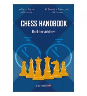 Bojovic, Suhartovic - Chess Handbook, Book for Arbiters