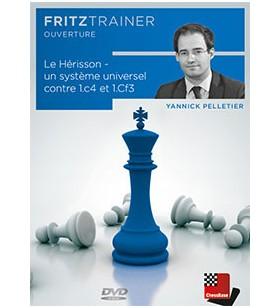 Pelletier -  Le Hérisson - un système universel contre 1.c4 et Cf3 DVD