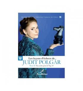 Polgar - Les leçons de Judit Polgar tome II