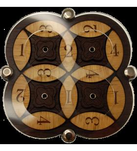 Casse-tête Spinnig Wheels