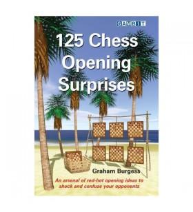 Burgess - 125 Chess Opening Surprises