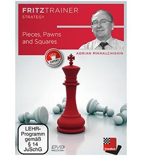 Mikhalchishin - Pieces, Pawns and Squares DVD