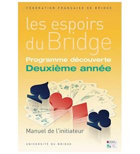 Les Espoirs du Bridge Deuxième année