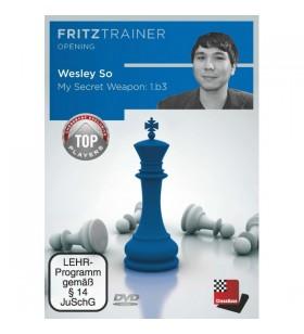 Wesley So - My Secret Weapon: 1.b3 DVD