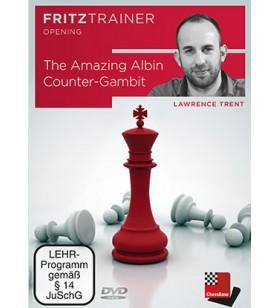 Trent - The Amazing Albin Counter-Gambit DVD