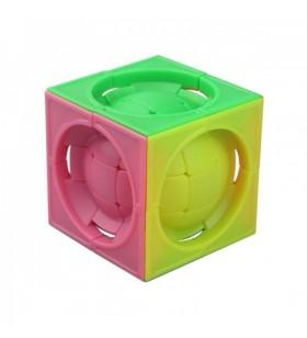 Cube 3x3 Lefun  Deformed Centrosphere Stickerless