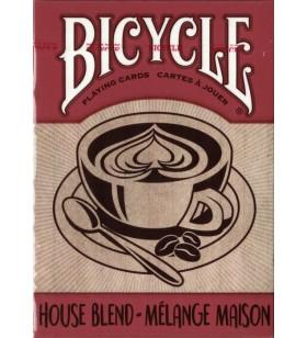 Cartes Bicycle Mélange Maison