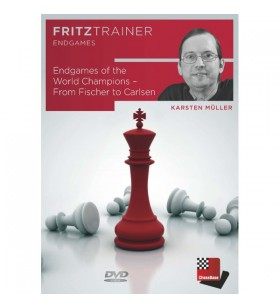 Müller - Endgames of the World Champions from Fischer to Carlsen  DVD