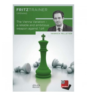 Pelletier - the Vienna Variation - a reliable and ambitious weapon against 1.d4 DVD