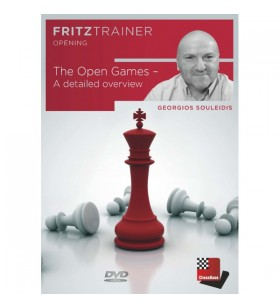 Souleidis - The Open Games a detailed overview DVD