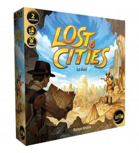 Les cités perdues