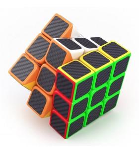 Cube Lefun Huansu 3x3x3 frosted with black carbon fibre