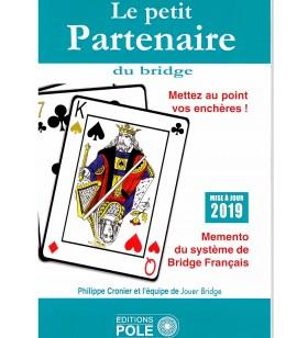 Cronier - Le Petit Partenaire du Bridge (Mise à Jour 2019)
