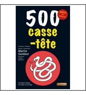 Dudeney - 500 Casse-tête