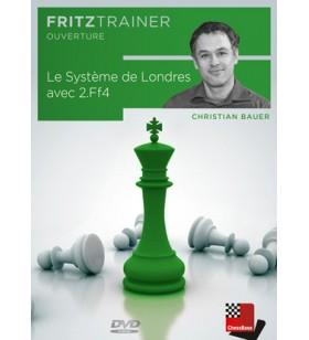 Bauer - Le Système de Londres avec 2.Ff4 dvd