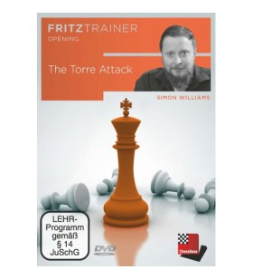 Williams - The Torre Attack DVD