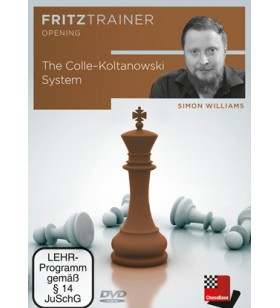 Williams - The Colle-Koltanowski System DVD