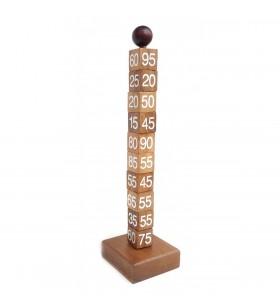 Casse-tête la tour mathématique