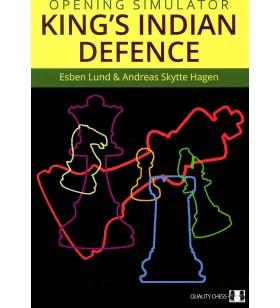 Lund, Skytte Hagen - Opening Simulator, King's Indian Defence