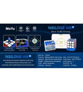 Moyu Weilong WR  3X3X3 Magnetic