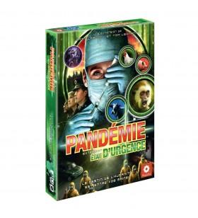 Pandémie - extension état d'urgence