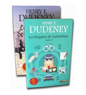Dudeney - Les énigmes de Canterbury tome 1