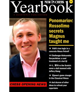 New in Chess Yearbook n° 132