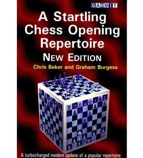Burgess - A startling chess opening repertoire New Edition
