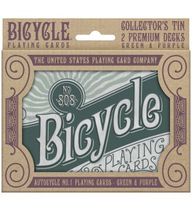 Bicycle Collector' Tin