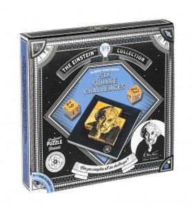 Albert Einstein Six cubes