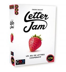 Letter Jam - Jeu de lettres coopératif