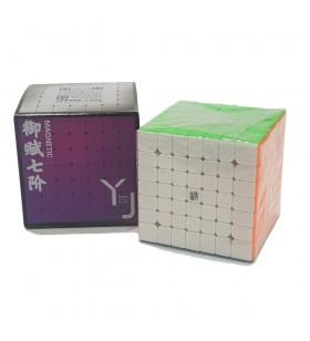 Cube Yufu 7x7x7 magic cube Magnetic