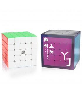 Cube Yuchuang 5x5x5 Magntic stickerless
