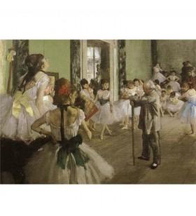 Puzzle 1000 pièces: Examen de Danse - Degas