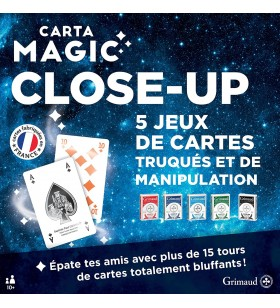 Carta Magic Close-up