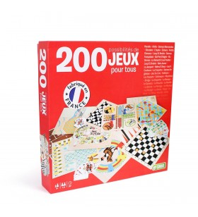 Coffret 200 possibilités de jeux pour tous