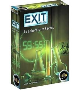 Exit: Le laboratoire Secret